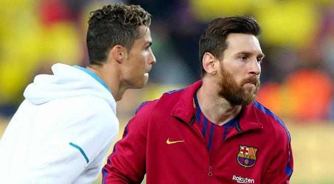 """""""Роналду ризикнув, а Мессі залишився в Барселоні"""", – Віллаш-Боаш оцінив шанси зіркових гравців на """"Золотий м'яч"""""""