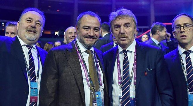 Павелко: Сборная Украины и Шевченко доказали, что с нами следует считаться