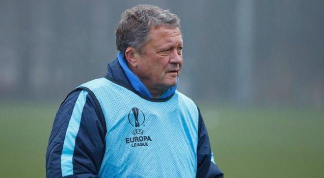 Євро-2020: Маркевич прокоментував результати жеребкування для України