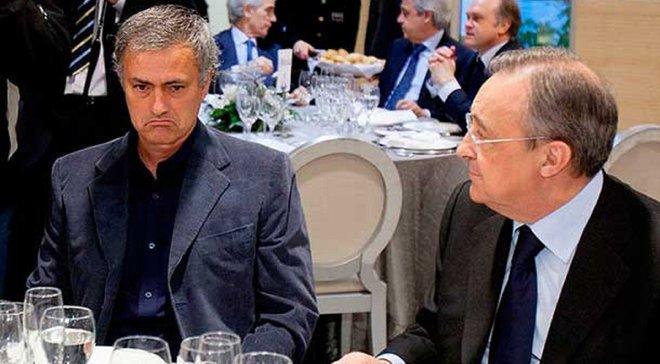 Реал предлагал Моуринью бешеные деньги, чтобы португалец дождался увольнения Зидана, – СМИ