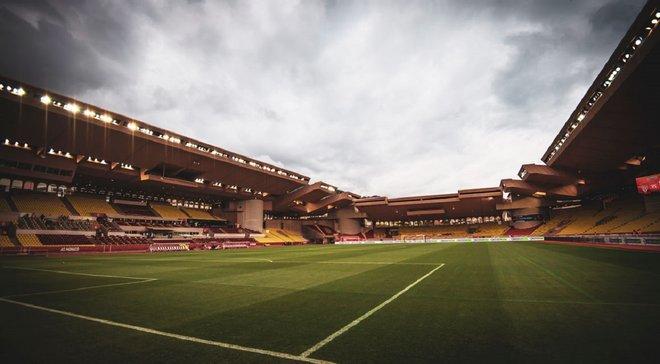 Матч Монако – ПСЖ перенесен из-за ужасной погоды