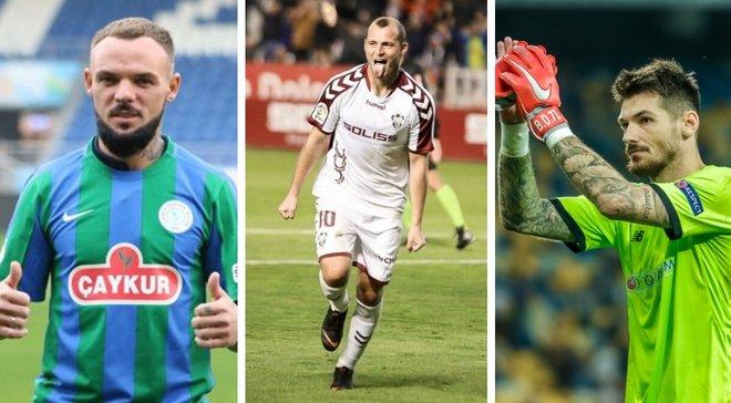 Раптова трагедія, кар'єра агента і трохи зради: як склалася доля найкращих українських футболістів на рубежі 30 років