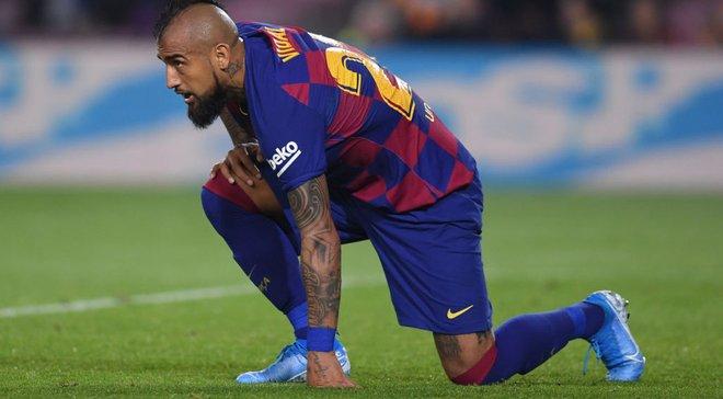 Манчестер Юнайтед спробує придбати Відаля – чилієць хоче покинути Барселону