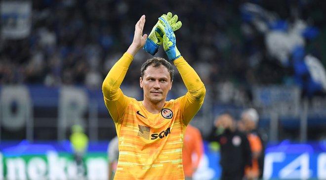 Пятов став найкращим воротарем України в 2019 році