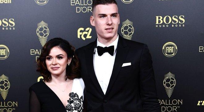 """Лунін посів п'яте місце у боротьбі за """"Kopa Trophy-2019"""""""