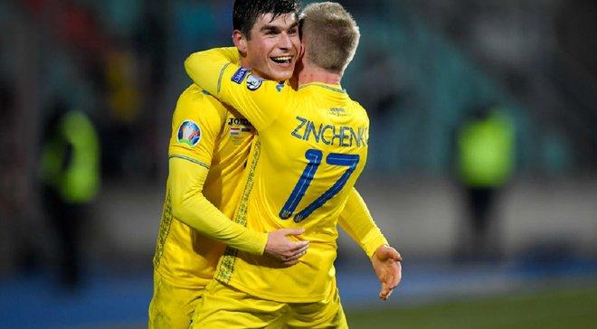 Україна може зіграти проти Ірландії в Дубліні