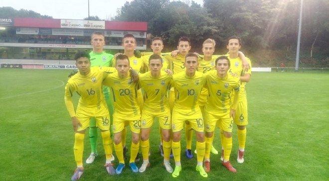 Збірна України U-17 дізналася суперників у кваліфікації на Євро-2021