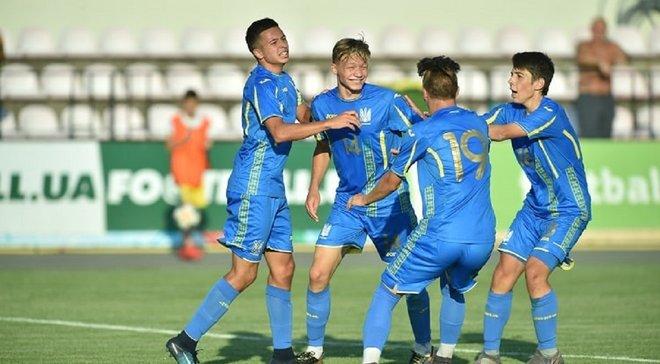 Україна U-17:  визначилися суперники команди Петракова в еліт-раунді відбору на Євро-2020