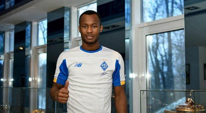 Динамо підписало бельгійського форварда