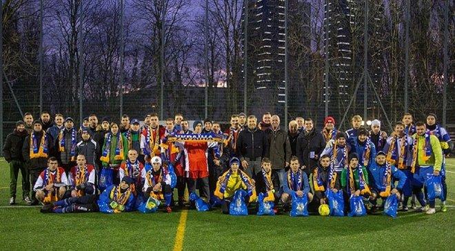 На НТК ім. Віктора Баннікова відбувся футбольний турнір, присвячений  Міжнародному дню людей з інвалідністю