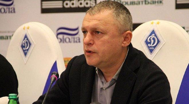 Суркис: Фундамент физической готовности игроков Динамо летом был нарушен