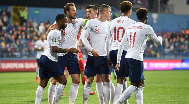 Суперники України на Євро-2020 проведуть спаринг з Англією