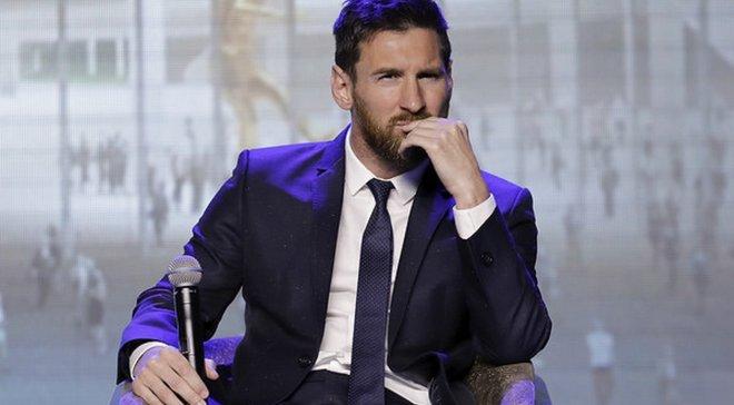 """Абідаль: У гравців Барселони дванадцять """"Золотих м'ячів"""", і половина з них – у Мессі"""