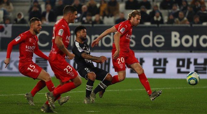 Ліга 1: Марсель переміг Анже, Бордо познущався над Німом, Брест розгромив Страсбур