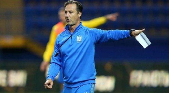 Для тренерського штабу збірної України не важливо, хто буде нашим четвертим суперником у групі на Євро-2020, – Малдера