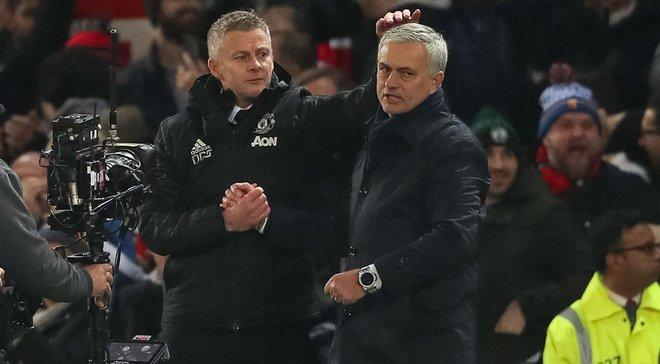 Манчестер Юнайтед – Тоттенхэм: Моуринью прокомментировал поражение от бывшей команды