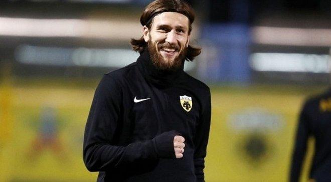 Чигринський повернувся до тренувань після травми голови