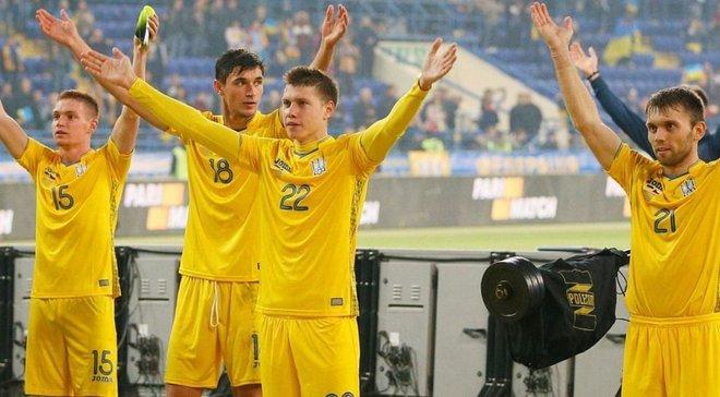Путь сборной Украины на Евро-2020 – УАФ представила эффектный видеоролик со всеми голами команды Шевченко