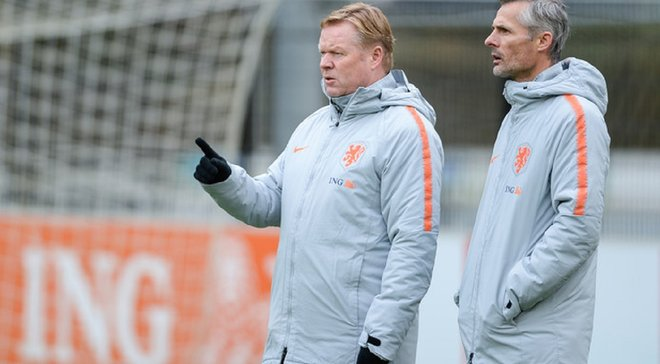 Асистент Кумана раптово покинув збірну Нідерландів – головний тренер суперника України розчарований таким рішенням