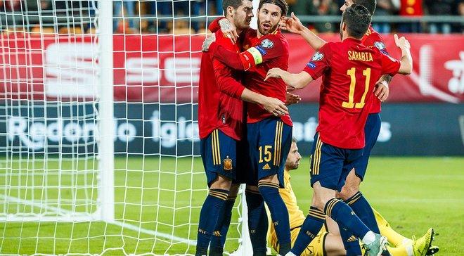 Футбол товарищеские матчи румыния испания