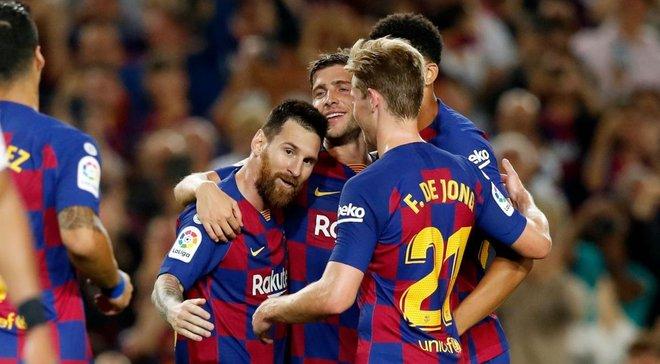 Барселона – Мальорка: онлайн-видеотрансляция матча Ла Лиги – как это было