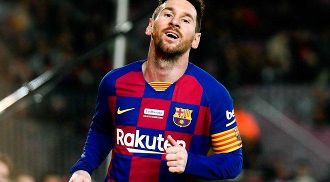 Месси побил рекорд Роналду по количеству хет-триков в Ла Лиге