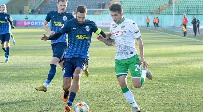 Десна знищила Карпати у Львові з тенісним рахунком