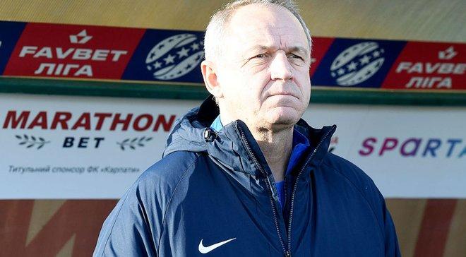 Рябоконь про перемогу 6:2 над Карпатами:  Прикро за львів'ян – напевно, їхньому тренеру важко буде коментувати цей матч