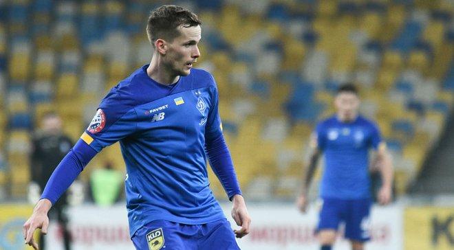 Кендзьора провів 100-й матч за Динамо