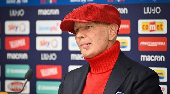 Михайлович вернулся на тренерскую скамью в матче с Миланом – фанаты овациями встретили наставника
