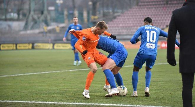 Два удаления и отмененный гол в видеообзоре матча Мариуполь – Львов