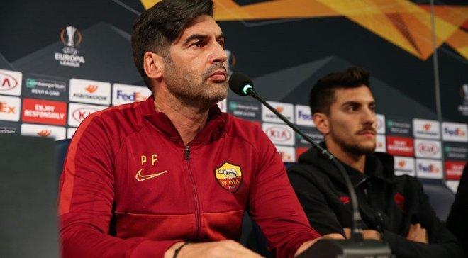 Фонсека оценил перспективы украинских футболистов перейти в Рому