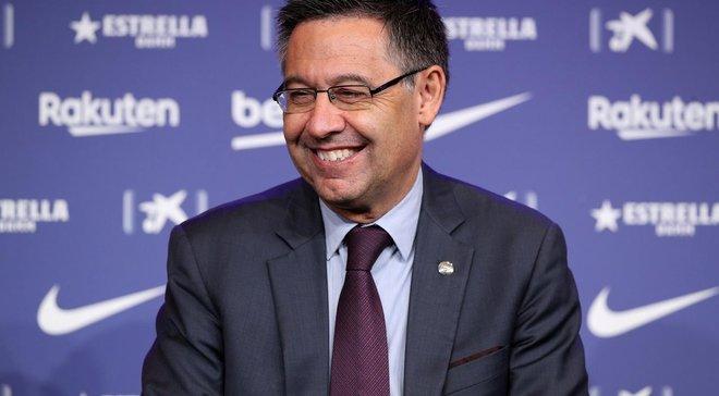 Барселона не планує нікого продавати взимку, – Бартомеу