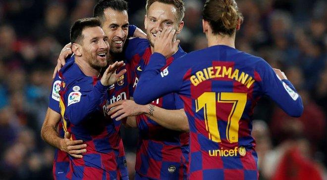Інтер – Барселона: каталонці вилетіли на гру без Мессі та Піке