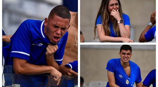"""Скандальний фінал Бразілейрао: """"динамівець"""" відправляє """"дніпрянина"""" в пекло,  знищений стадіон і чемпіонська провокація"""