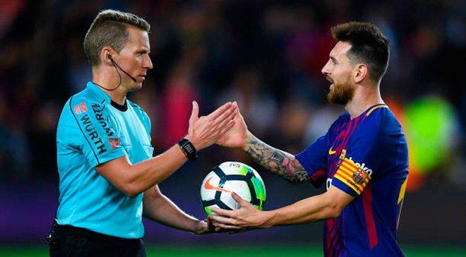 Барселона – Реал: определился арбитр многострадального Эль Класико