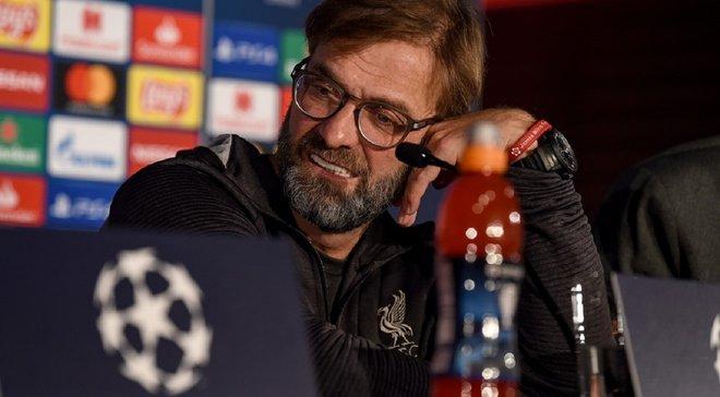 Зальцбург – Ліверпуль: Клопп назвав матч фіналом для обох команд