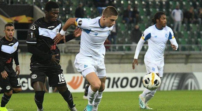 Динамо – Лугано: прогноз на матч Ліги Європи