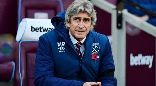 Пеллегрини не исключил своей отставки после поражения Вест Хэма от Арсенала