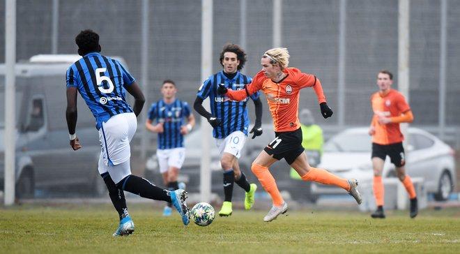 Шахтер U-19 – Аталанта U-19: стартовые составы и онлайн-трансляция матча Юношеской лиги УЕФА