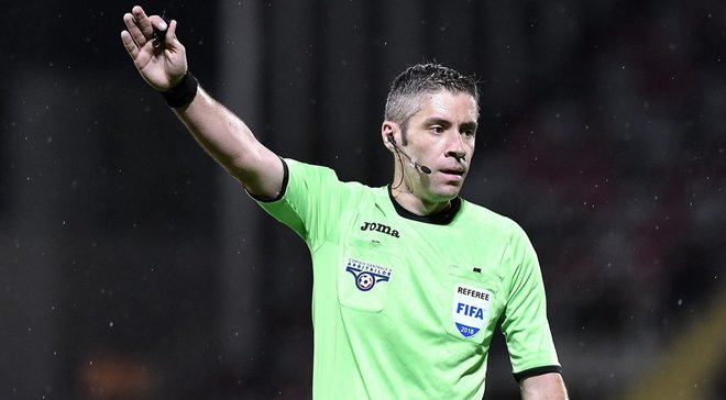 Гент – Александрия: матч Лиги Европы будет обслуживать румынская бригада арбитров