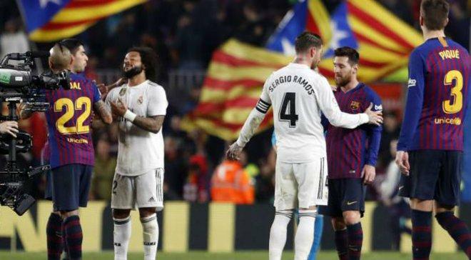 Барселона – Реал: проведення Ель Класіко знову опинилося під загрозою через нові акції протесту