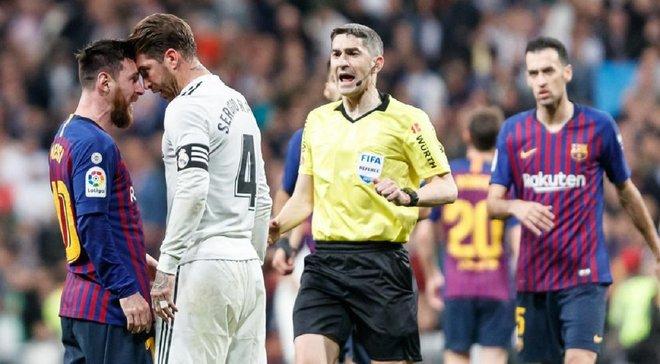 Барселона – Реал: поліція не може гарантувати безпеку під час проведення Ель Класіко