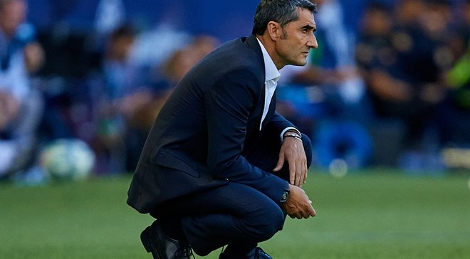 Вальверде: Барселона обязана выиграть Лигу чемпионов