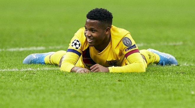 Зірка Барселони на вершині, Арсенал – у топі та норвезький невдаха: 10 наймолодших бомбардирів Ліги чемпіонів