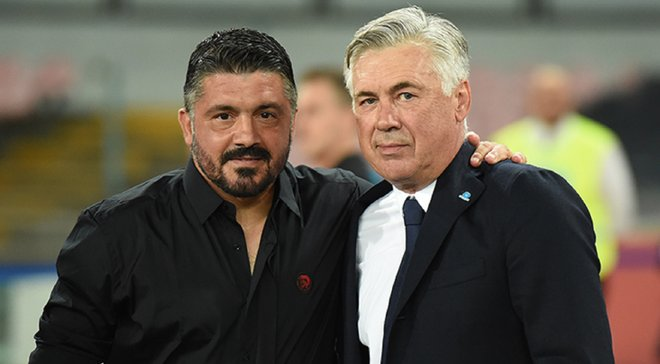 Гаттузо оцінив своє призначення тренером Наполі та зворушливо пригадав Анчелотті