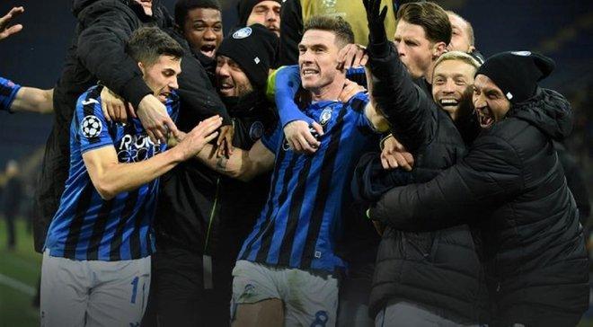 Шалені емоції гравців та фанатів Аталанти після перемоги над Шахтарем – яскраві кадри з Харкова та Бергамо