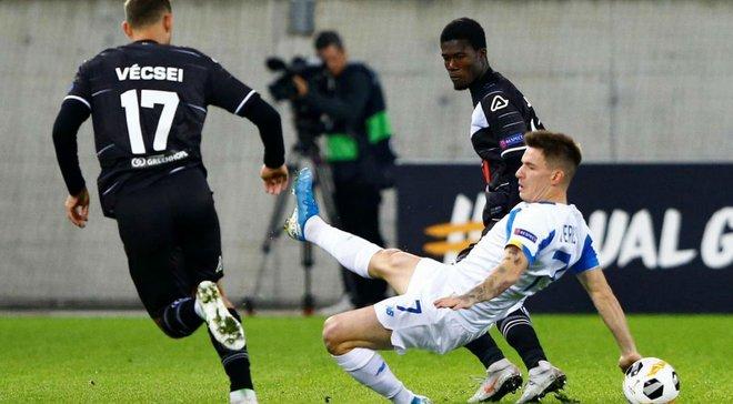 Динамо – Лугано: где смотреть матч Лиги Европы