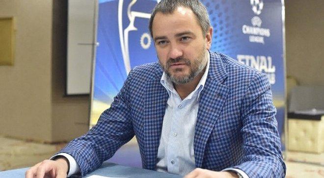 УАФ опровергла информацию об уголовных делах против Павелко