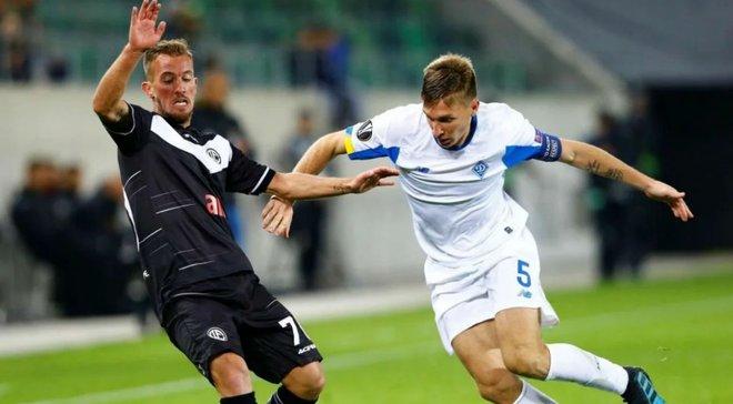 Сабо переживає за Динамо у матчі з Лугано: Зараз команда дуже слабка
